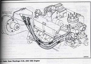 Ford Thunderbird Heater Diagram