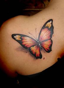 Monarch Butterfly Tattoo Design Meaning| Pictures