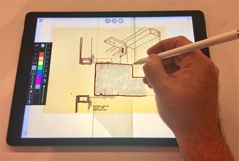 paperless architect ipad pro   studio bvn