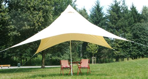 Regenschutz Sonnensegelmarkise