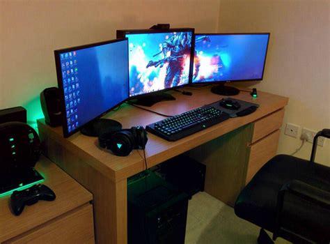 razer gaming setup gaming