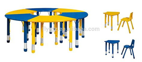 cheap elementary school desk with chairs children