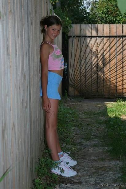 Ff Modelscom Sandra Orlow Teen