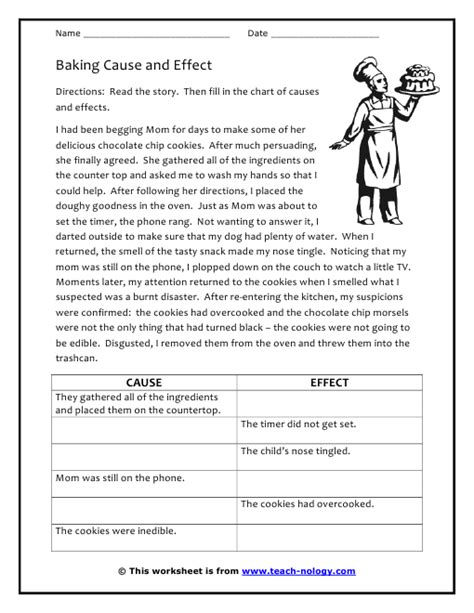 cause and effect worksheet 5th grade saferbrowser yahoo