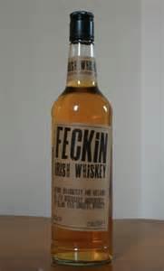 Irish Whiskey Brand Names