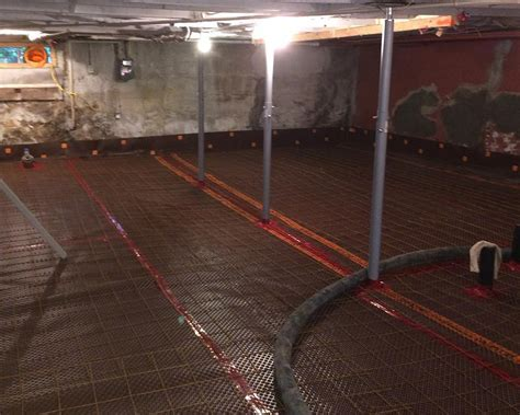 Foundations waterproofing service