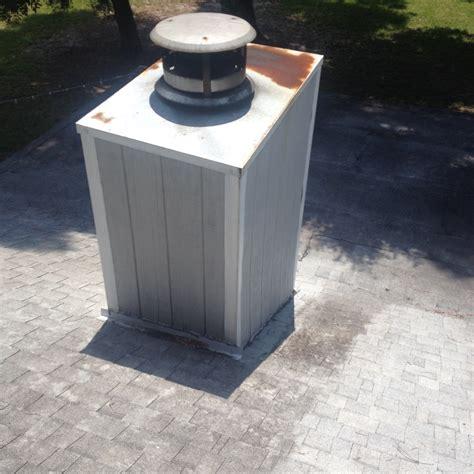 Chimney Leak Repairrebuild Bcoxroofingcom