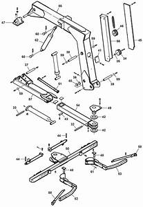 Express 300 Boom Assembly