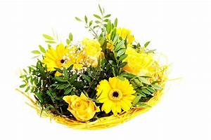 Beau Bouquet De Fleur : beau bouquet des fleurs jaunes photo stock image 35854110 ~ Dallasstarsshop.com Idées de Décoration