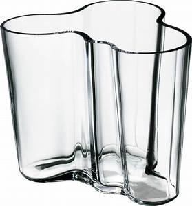 Design Vase : iittala alvar aalto kokoelma maljakko 95 mm kirkas ~ Pilothousefishingboats.com Haus und Dekorationen