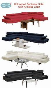 1000 images about family room living space on pinterest for Hollywood white faux leather adjustable sectional sofa by urban cali