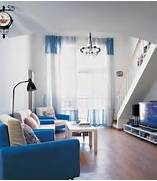 Homey Interior Design Ideas For Small Homes In Mumbai Design Ideas Small House Blue Decorating Blue And White Home Decor Home