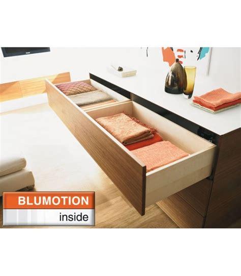 Guide Per Cassetti Blum by Guida Cassetto Legno Blum Tandem Plus Con Blumotion A