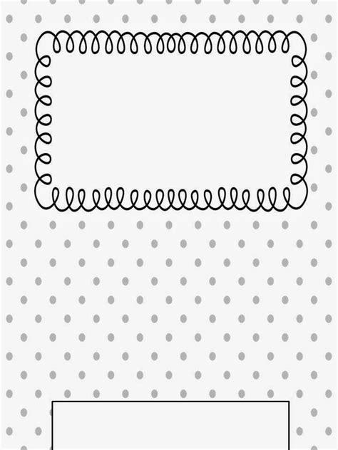 editable printable binder covers organization binder