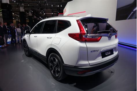 Honda Cr-v Hybrid To Launch In Europe; Still No Word On Us