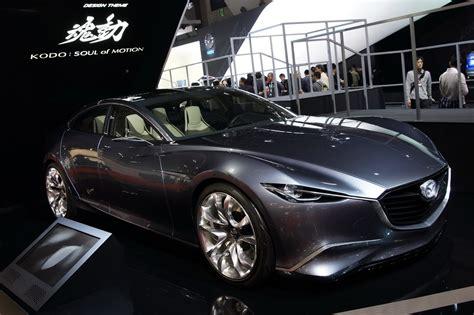 Mazda Hints At Next Mazda6 With Diesel-powered Takeri