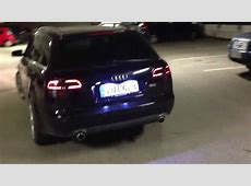 Audi A4 B7 avant walk around YouTube