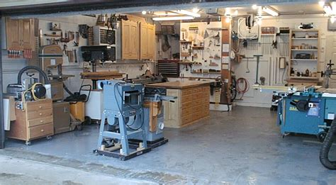 Benchmark Woodworking Shop Tour