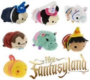 Disney Fantasyland Tsums Tsum