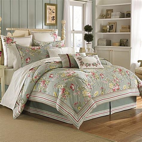laura ashley eloise comforter set bed bath