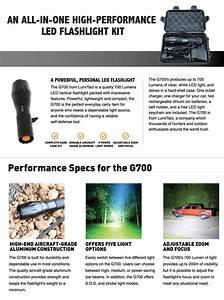 Amazon Com  Led Tactical Flashlight