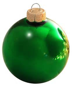 christmas decorations 4 75 quot christmas green ball ornament shiny finish