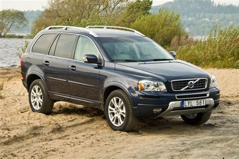 what s the new volvo commercial 2013 volvo xc90 new car review autotrader
