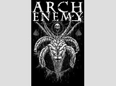 RIDDICKART » ARCH ENEMY TShirt Artwork
