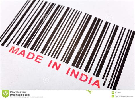 Made In India Royalty Free Stock Photo  Image 4622975