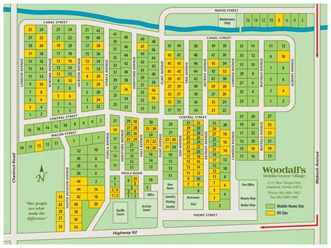 Woodall's Mobile Home Village & Rv Park