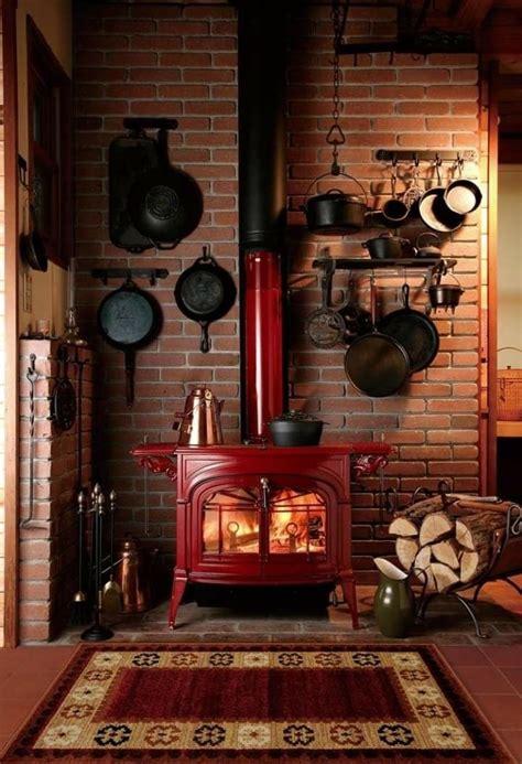 cozy corner wood burning stove decor wood stove hearth