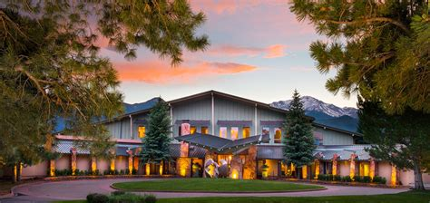 Garden Of The Gods Club by Garden Of The Gods Club And Resort Luxury Colorado