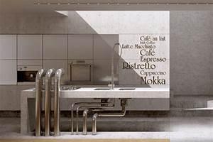 Farbgestaltung Küche Wand : wandtattoo rezepte cocktails und kochrezepte ~ Sanjose-hotels-ca.com Haus und Dekorationen