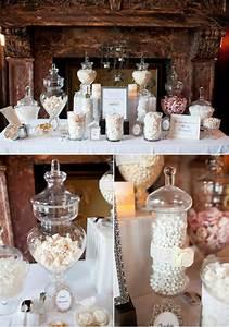 Bar A Bonbon Mariage : la bonbonni re en verre une touche mignon pour votre maison ~ Melissatoandfro.com Idées de Décoration