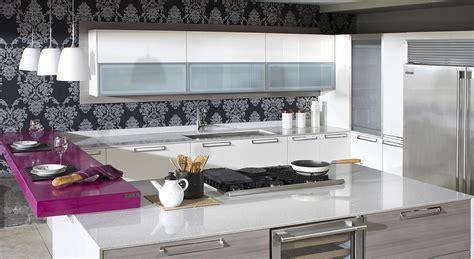 una cocina  vidrio templado blog de moedul studio