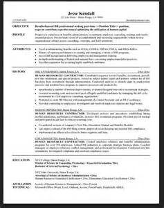 general contractor resume writing sle resume for general construction free resume sles writing guides for all resume