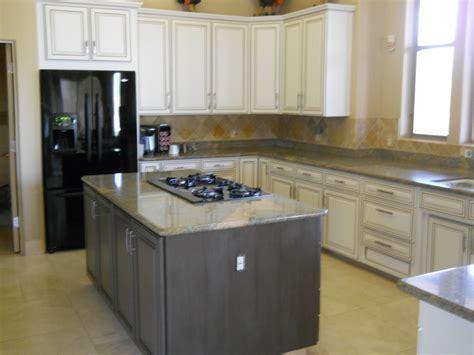refinish kitchen cabinets antique white   Roselawnlutheran
