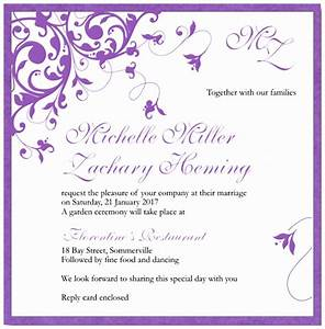 6 studio his and hers wedding invitations templates uptiw With his and hers wedding invitation templates