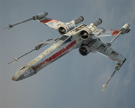 wing wallpaper star wars  models  modeling games