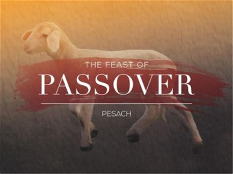 feast  passover christian powerpoint passover powerpoints