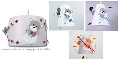 lustre pour chambre bébé luminaire ours pour chambre bébé luminaire enfant