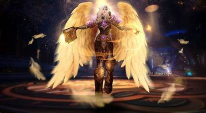 Paladin Wow Warcraft Holy Wallpapers Phone Warrior