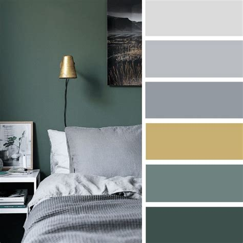 Best 25+ Gray Green Bedrooms Ideas On Pinterest Gray