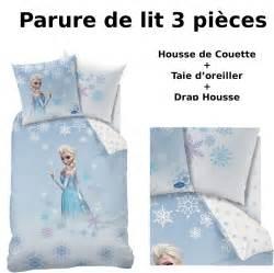 Rideau Reine Des Neiges : reine des neiges parure de lit 3pcs housse de ~ Dailycaller-alerts.com Idées de Décoration