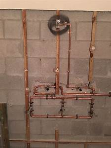 2 Diverted Valves   3 Body Sprays   And 1 Shower Head In