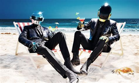 Daft Punk Pop-Up Shop | Cool Material