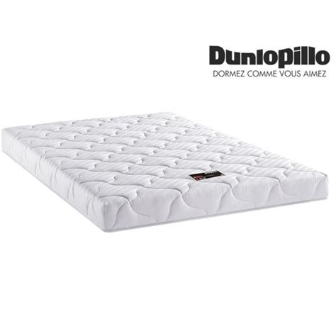 Dunlopillo  Matelas Clicclac Cocoon Latex 130x190 Achat