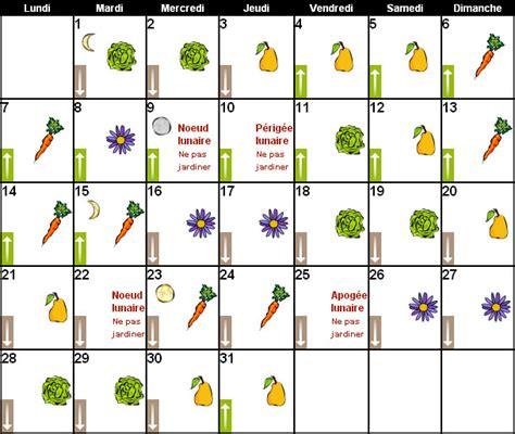 calendrier lunaire mars 2016