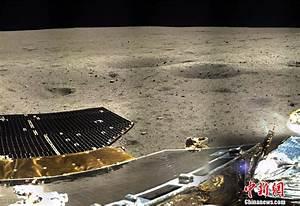 Chang'e 3 Lander Beams Back New Lunar Panorama Photos ...