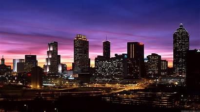 Travel Wallpapers Atlanta 1080p Wallpapersafari Skyline